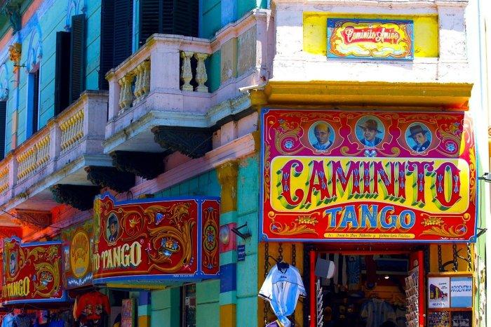Passeio turístico pelos Bairros de Buenos Aires