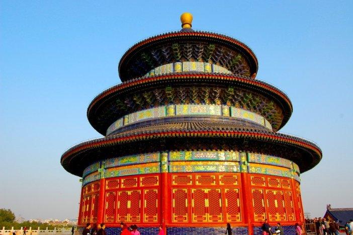 Viagem a Pequim, China