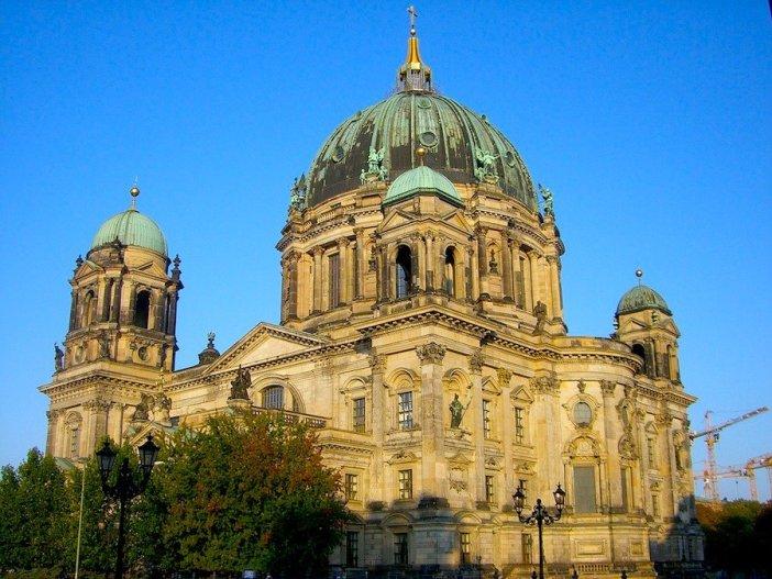 Catedral de Berlim com o passe turístico