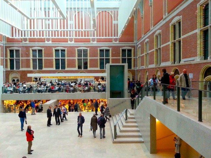 Evite as filas para entrar nos museus de Amesterdão