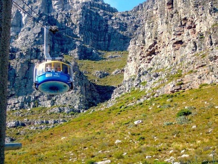 Vistas de Table Mountain