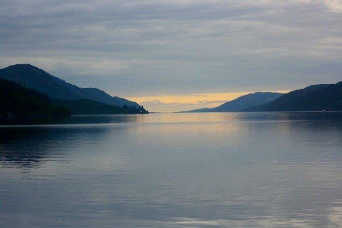 Loch Ness, um dos locais mais famosos da Escócia