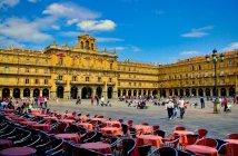 Viagem e Escapadinha a Salamanca