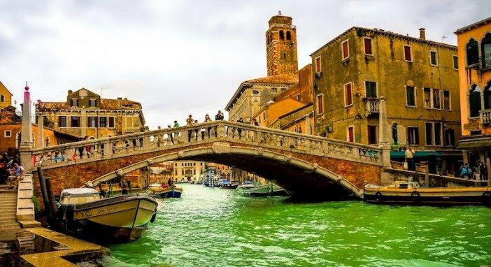 Visitas turísticas em Veneza
