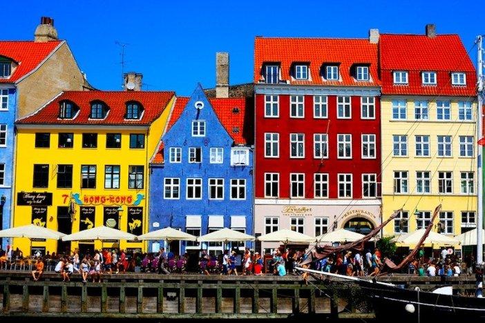 Escapadinha em Copenhaga