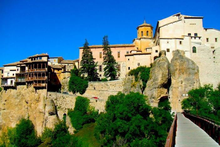 Escapadinha em Cuenca, Espanha