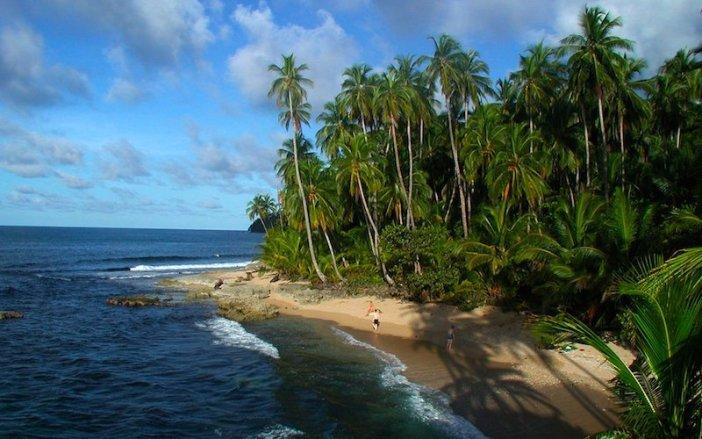 Puerto Viejo, praias da Costa Rica