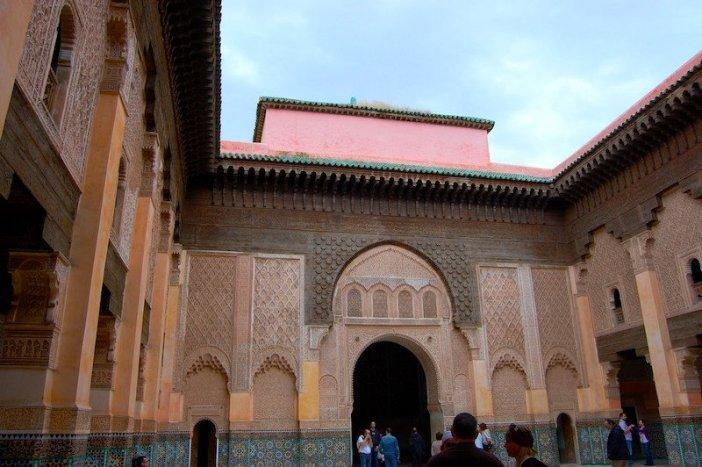 Arquitetura da madraça
