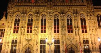 Como chegar a Bruges