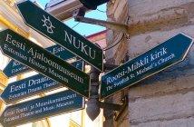 Como chegar a Tallinn