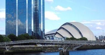 Como chegar a Glasgow
