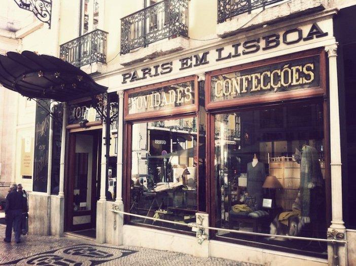 Boutique no Chiado
