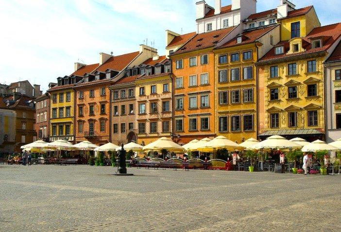 Centro de Varsóvia