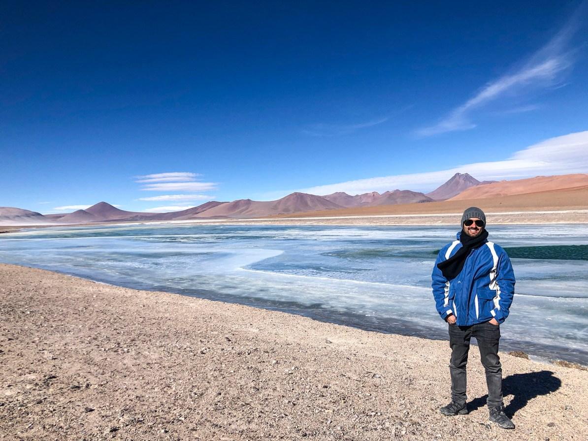 O que fazer no Atacama - Lagunas Andinas