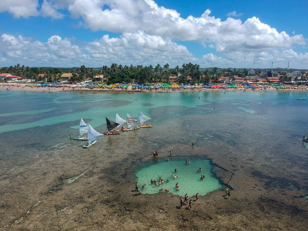 Melhores praias do Nordeste - Porto de Galinhas