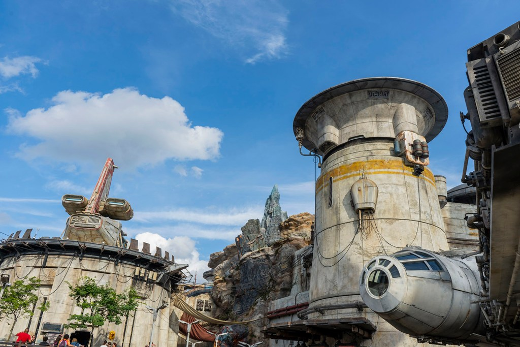 Star Wars: Galaxy's Edge no Disney's Hollywood Studios (Foto: Andy Spinelli)