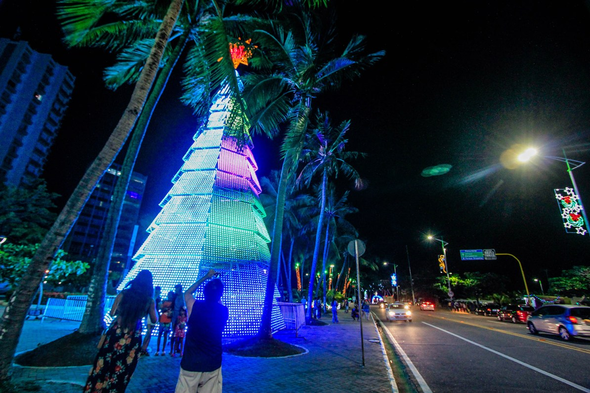 Natal em Maceió - Destinos para curtir o Natal