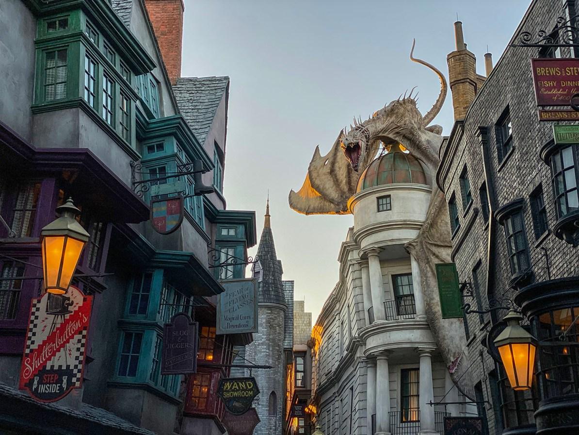 Diagon Alley - Universal Studios