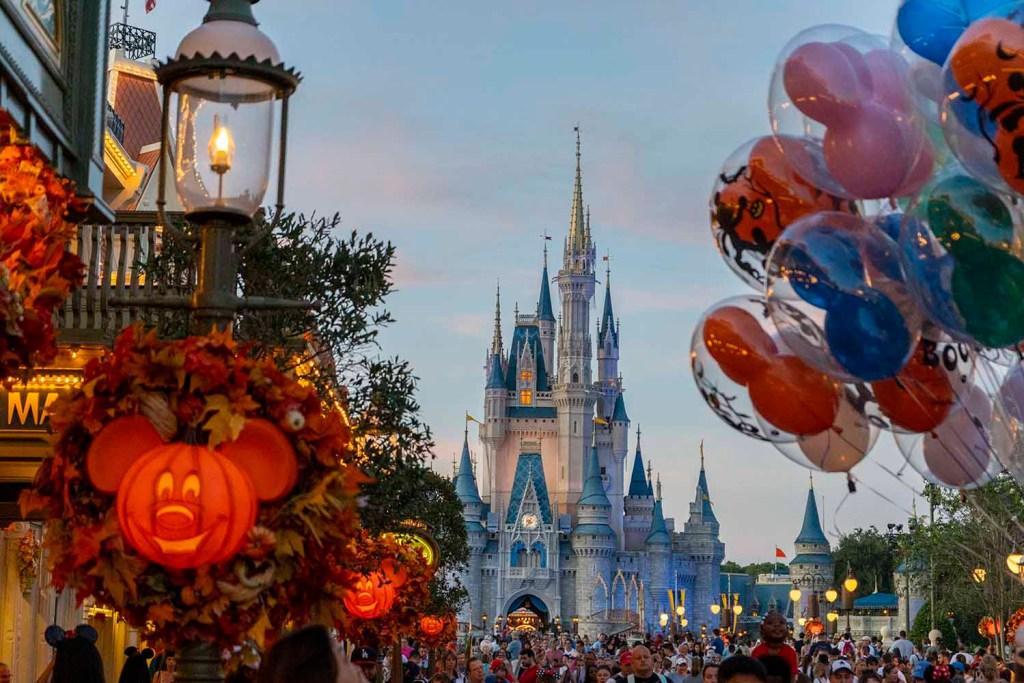 Melhores parques de Orlando: Magic Kingdom