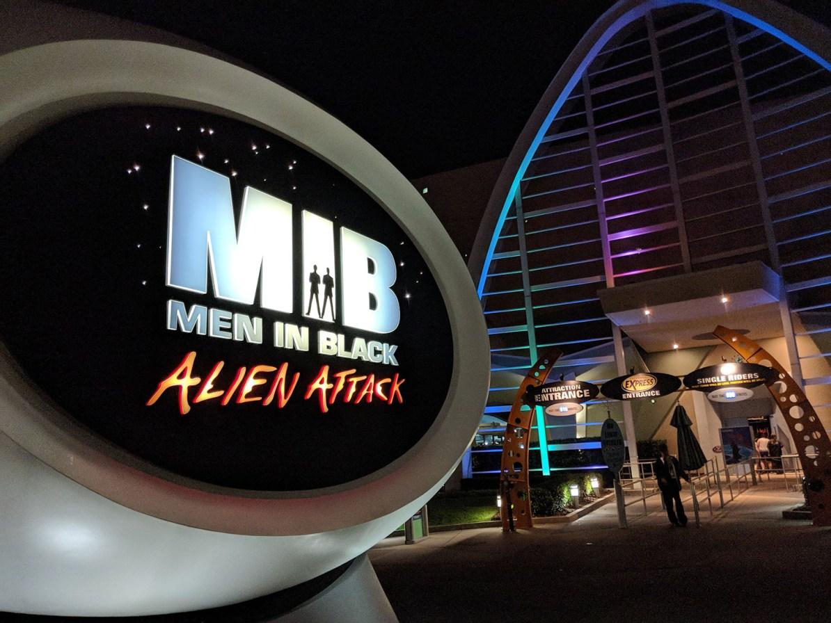 Men in Black - Universal Orlando