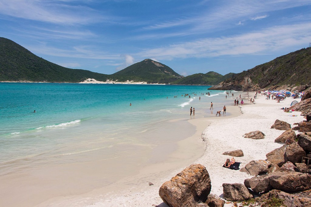 As melhores praias de Arraial do Cabo - Prainhas do Pontal do Atalaia