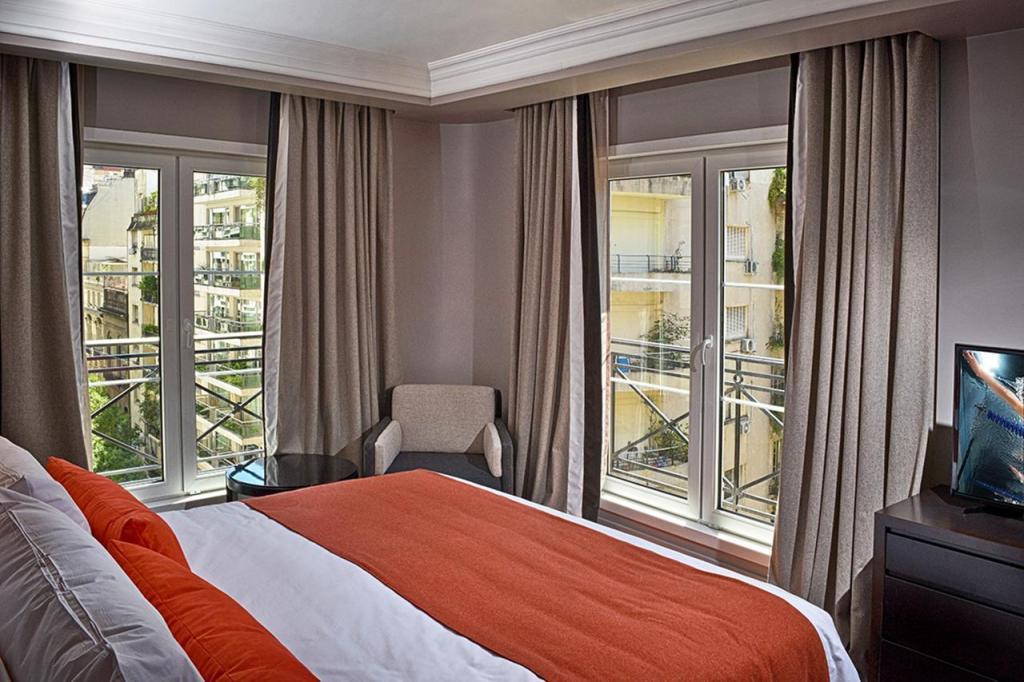 Melhores hotéis em Buenos Aires - Carles Hotel