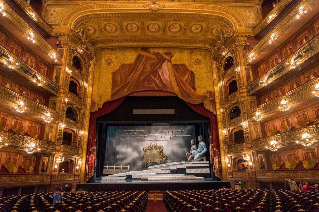 Teatro Colón - Melhores passeios de Buenos Aires