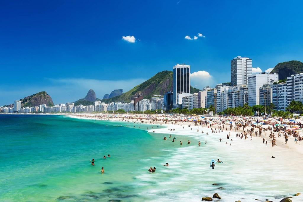 Principais atrações do Rio de Janeiro: Copacabana