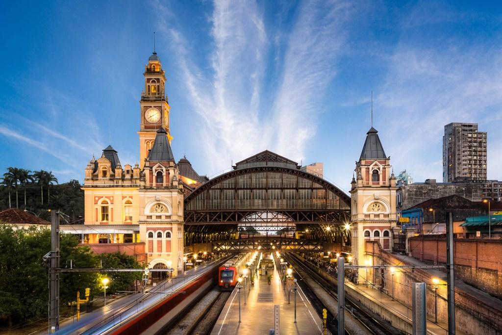 Pontos turísticos de São Paulo: Estação da Luz