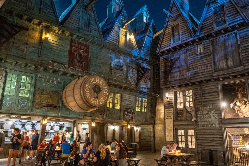 Universal Studios Orlando (Foto: Andy Spinelli)