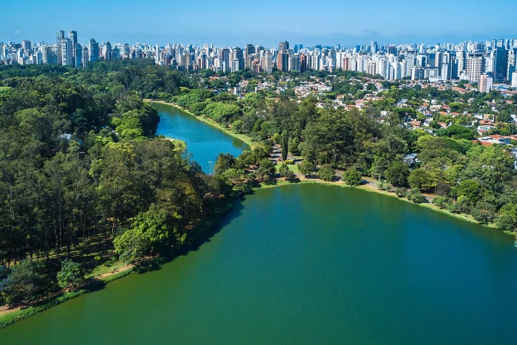 Pontos turísticos de São Paulo: Parque Ibirapuera