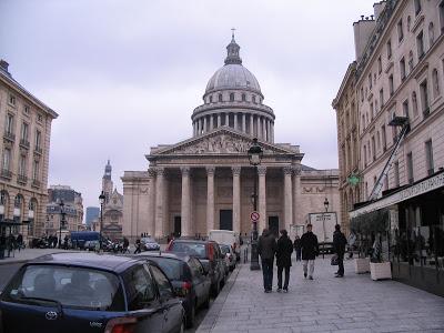 PARIS – Panthéon de Paris, não deixe de visitar na Cidade Luz