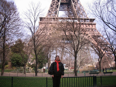 PARIS – Torre Eiffel, a verdadeira Dama de Ferro