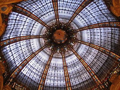 Galerias Lafayette, imperdível para comprinhas em Paris