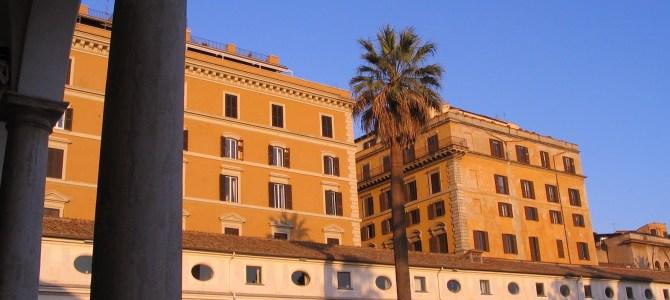 ROMA – Termas de Diocleciano