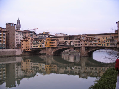 FLORENÇA – Ponte Vecchio