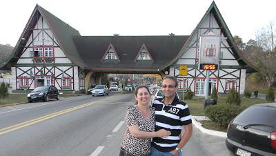 """CAMPOS DO JORDÃO – A """"Suíça Brasileira"""""""