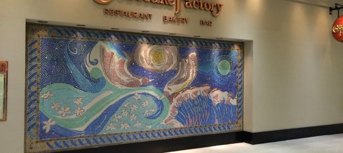 Quer comer super bem em Miami? Cheesecake Factory, esse é o lugar!