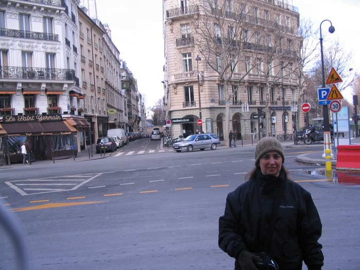 Bairro Saint Germain des Prés