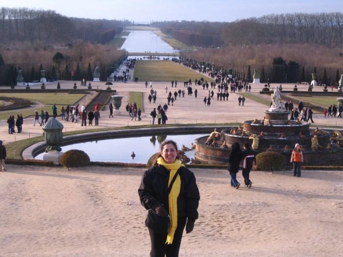 Jardins do Castelo de Versalhes