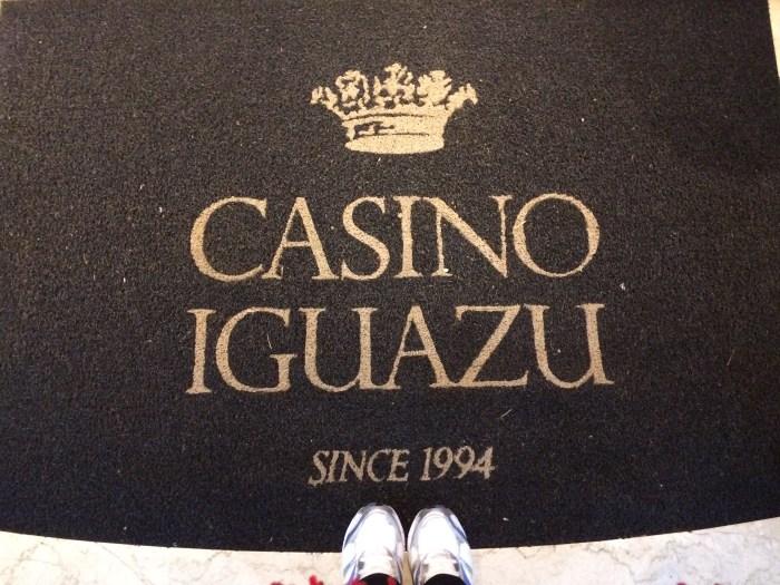 O Casino Iguazu foi fundado em 1994