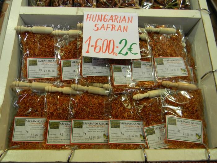 Açafrão húngaro
