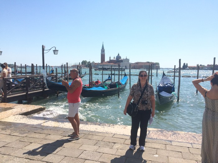 Veneza, sua linda!!!