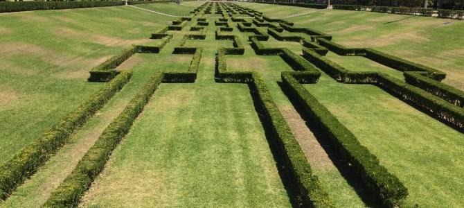 O encantador Parque Eduardo VII em Lisboa