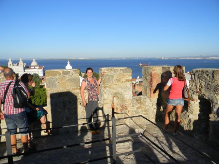 Mirante do Castelo de São Jorge