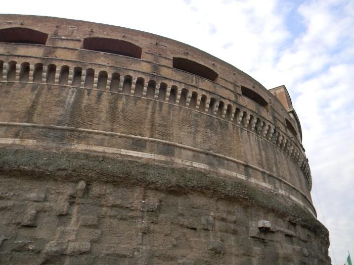 Castelo Sant´Angelo em Roma
