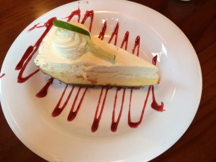 Key Lime Pie do Hooters