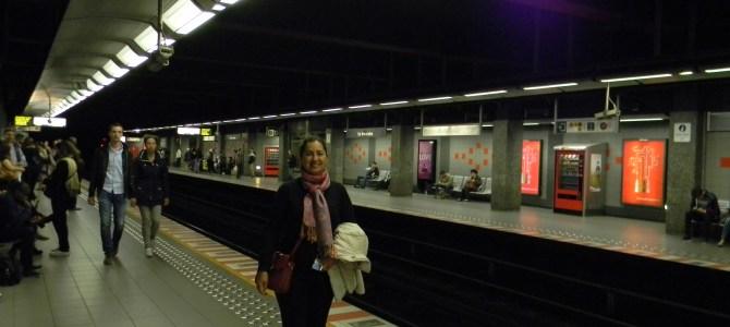 Minhas viagens de trem na Europa