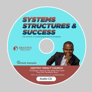 Systems, Structures & Success