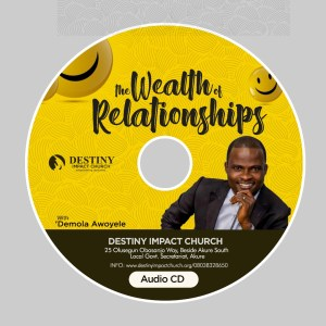 The Wealth of Relationships